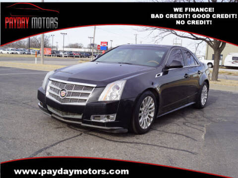 2012 Cadillac CTS for sale at Payday Motors in Wichita And Topeka KS