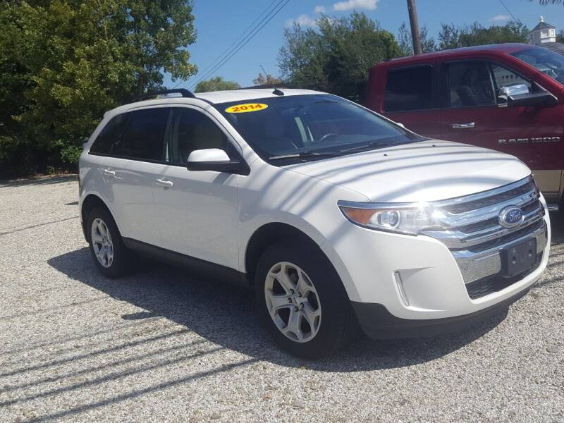 2014 Ford Edge for sale at Jack Cooney's Auto Sales in Erie PA