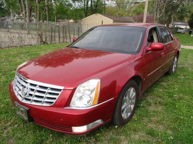 2009 Cadillac DTS for sale at Dons Carz in Topeka KS