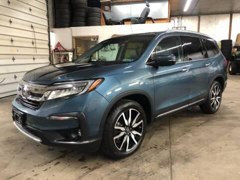 2019 Honda Pilot for sale at T James Motorsports in Gibsonia PA
