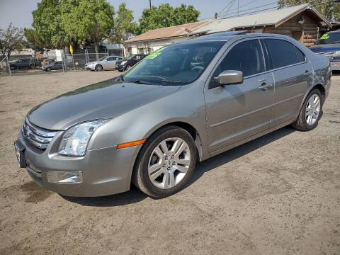 2008 Ford Fusion for sale at Larry's Auto Sales Inc. in Fresno CA