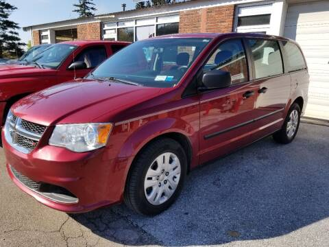 2014 Dodge Grand Caravan for sale at Integrity Auto LLC - Integrity Auto 2.0 in St. Albans VT