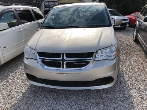 2013 Dodge Grand Caravan for sale at ADKINS PRE OWNED CARS LLC in Kenova WV