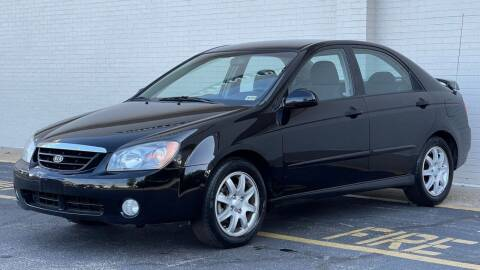 2006 Kia Spectra for sale at Carland Auto Sales INC. in Portsmouth VA