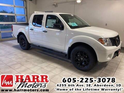 2020 Nissan Frontier for sale at Harr's Redfield Ford in Redfield SD