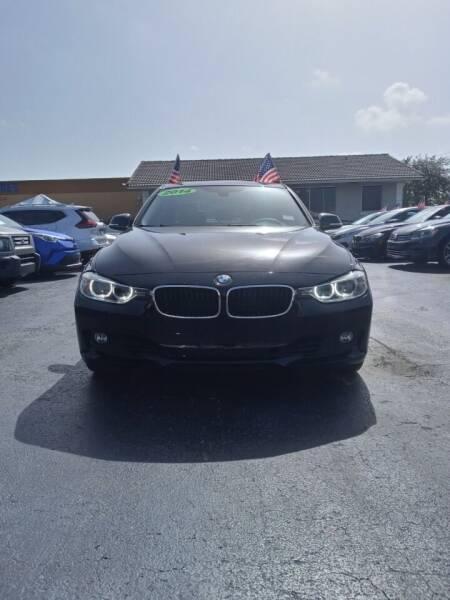 2014 BMW 4 Series for sale at Navarro Auto Motors in Hialeah FL