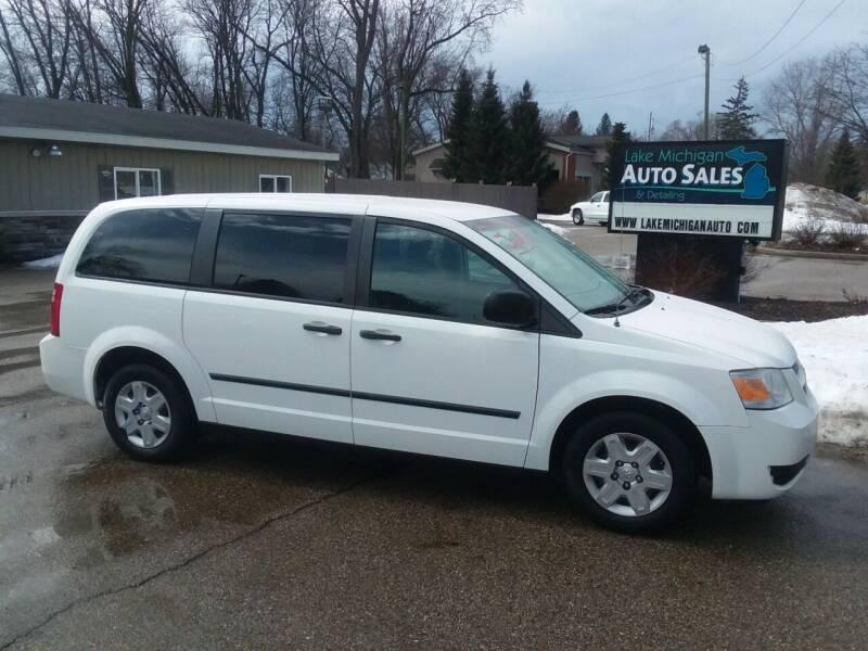 2009 Dodge Grand Caravan for sale at Lake Michigan Auto Sales & Detailing in Allendale MI
