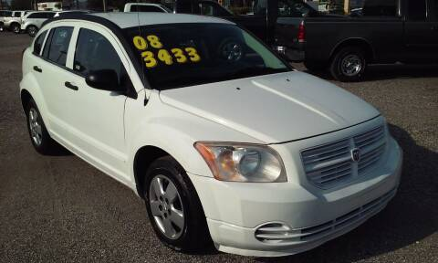 2008 Dodge Caliber for sale at Pinellas Auto Brokers in Saint Petersburg FL
