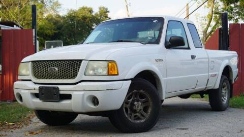 2003 Ford Ranger for sale at Hidalgo Motors Co in Houston TX