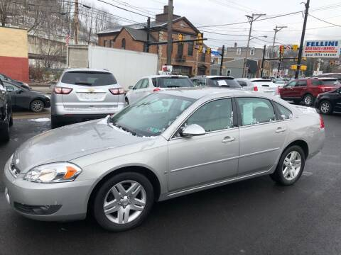 2007 Chevrolet Impala for sale at Fellini Auto Sales & Service LLC in Pittsburgh PA
