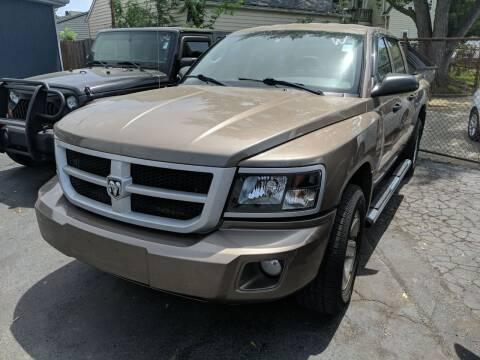 2010 Dodge Dakota for sale at Richland Motors in Cleveland OH