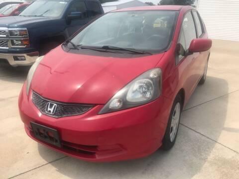 2012 Honda Fit for sale at Jim Elsberry Auto Sales in Paris IL