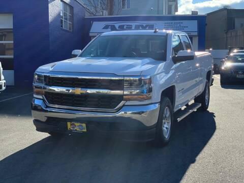 2018 Chevrolet Silverado 1500 for sale at AGM AUTO SALES in Malden MA