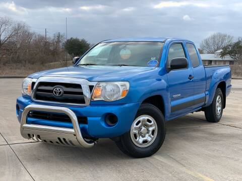 2009 Toyota Tacoma for sale at AUTO DIRECT Bellaire in Houston TX