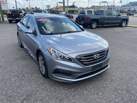 2015 Hyundai Sonata for sale at Sell Your Car Today in Fayetteville NC