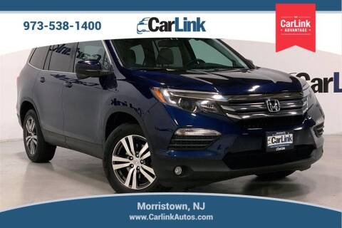 2016 Honda Pilot for sale at CarLink in Morristown NJ