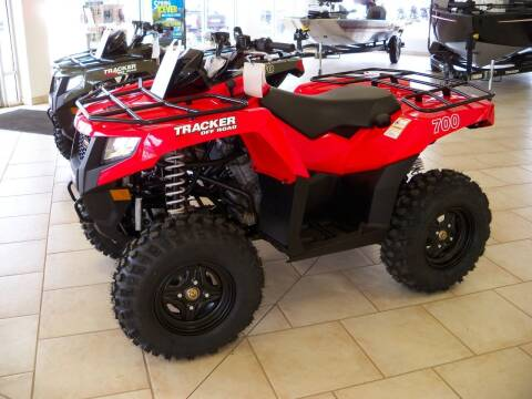 2020 TRACKER OFF ROAD 700 for sale at Tyndall Motors in Tyndall SD