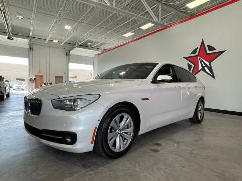 2016 BMW 5 Series for sale at CarNova - Shelby Township in Shelby Township MI