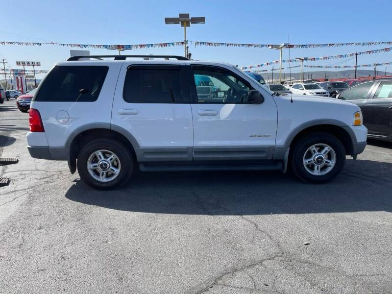 2002 Ford Explorer for sale at Better All Auto Sales in Yakima WA