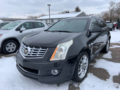 2013 Cadillac SRX for sale at Blake Hollenbeck Auto Sales in Greenville MI