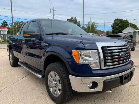 2012 Ford F-150 for sale at Auto Gallery LLC in Burlington WI