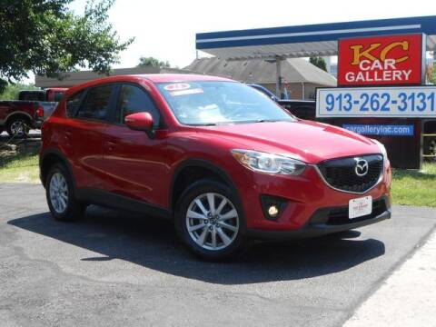 2015 Mazda CX-5 for sale at KC Car Gallery in Kansas City KS