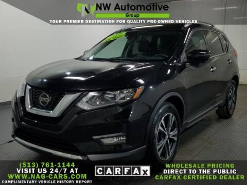2018 Nissan Rogue for sale at NW Automotive Group in Cincinnati OH