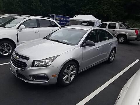 2015 Chevrolet Cruze for sale at Washington Auto Credit in Puyallup WA