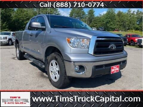 2013 Toyota Tundra for sale at TTC AUTO OUTLET/TIM'S TRUCK CAPITAL & AUTO SALES INC ANNEX in Epsom NH