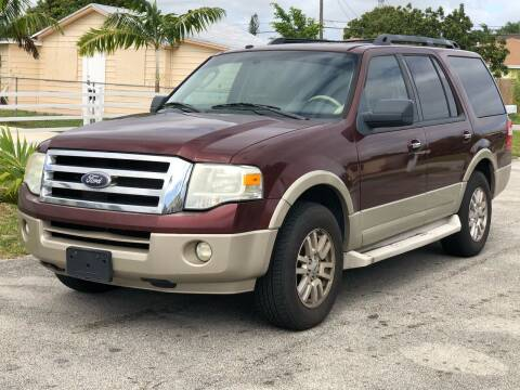 2010 Ford Expedition for sale at CARSTRADA in Hollywood FL