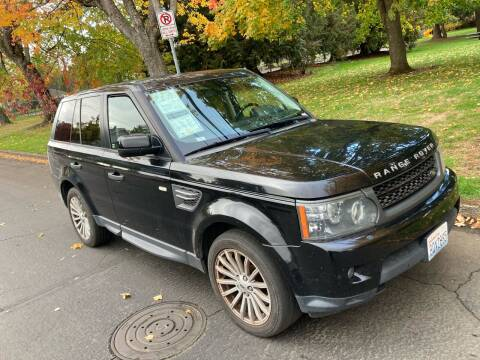 2011 Land Rover Range Rover Sport for sale at Blue Line Auto Group in Portland OR