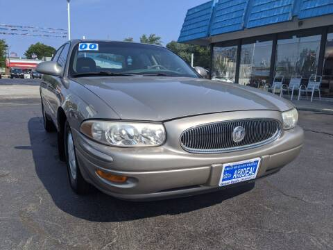 2000 Buick LeSabre for sale at GREAT DEALS ON WHEELS in Michigan City IN