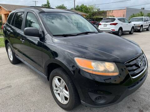 2011 Hyundai Santa Fe for sale at Eden Cars Inc in Hollywood FL
