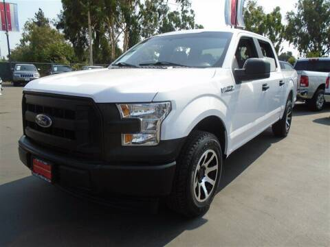 2017 Ford F-150 for sale at Centre City Motors in Escondido CA
