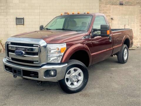 2016 Ford F-250 Super Duty for sale at Somerville Motors in Somerville MA