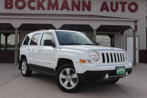 2014 Jeep Patriot for sale at Bockmann Auto Sales in Saint Paul NE