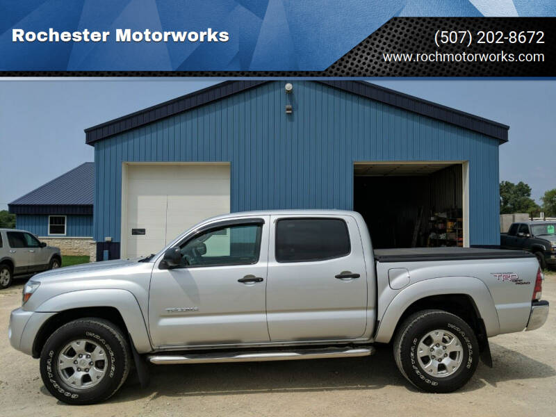 2010 Toyota Tacoma for sale at Rochester Motorworks in Rochester MN