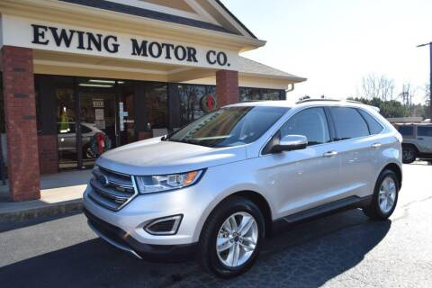 2017 Ford Edge for sale at Ewing Motor Company in Buford GA