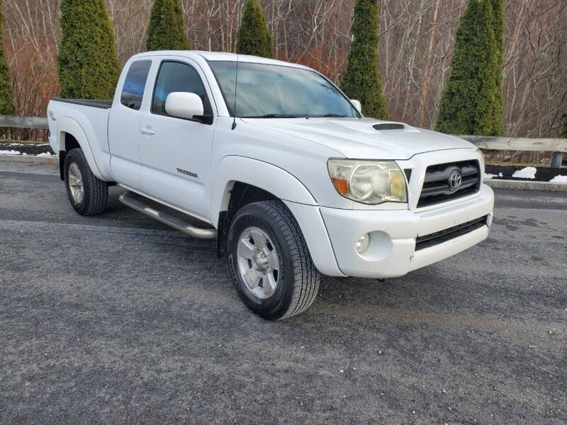 2005 Toyota Tacoma for sale at Brickhouse Motors in Brentwood NH