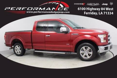 2016 Ford F-150 for sale at Auto Group South - Performance Dodge Chrysler Jeep in Ferriday LA