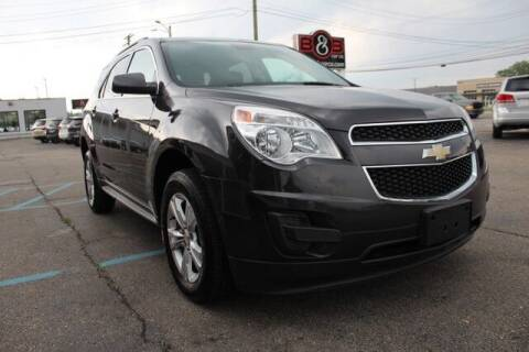 2015 Chevrolet Equinox for sale at B & B Car Co Inc. in Clinton Township MI