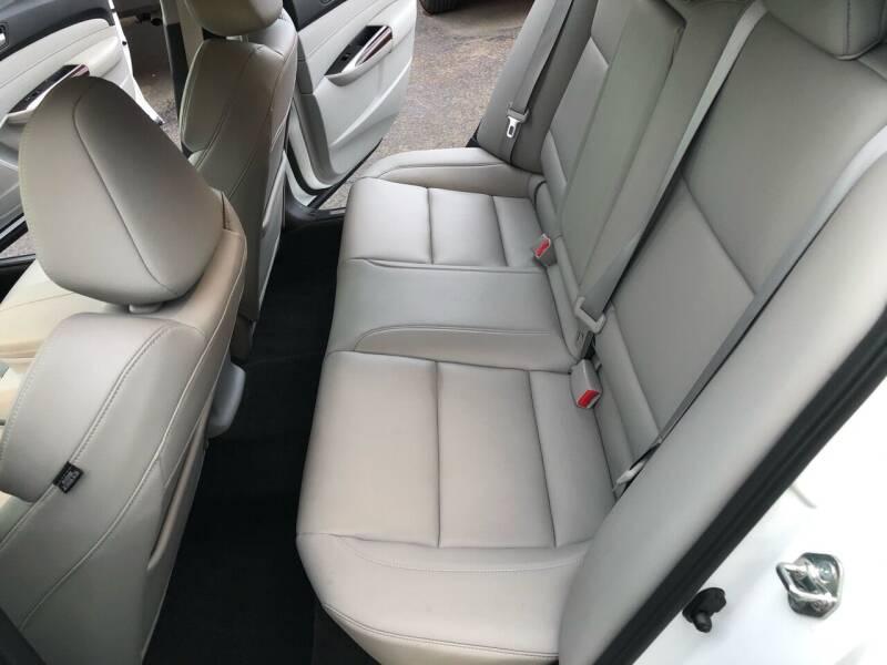 2016 Acura TLX V6 4dr Sedan - El Cerrito CA