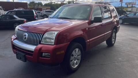 2006 Mercury Mountaineer for sale at ROUTE 6 AUTOMAX in Markham IL