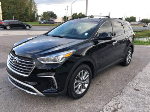 2018 Hyundai Santa Fe for sale at Reliable Motor Broker INC in Tampa FL