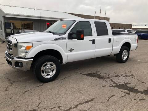 2012 Ford F-250 Super Duty for sale at Mikes Auto Inc in Grand Junction CO