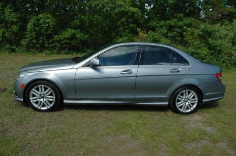 2009 Mercedes-Benz C-Class for sale at Bruce H Richardson Auto Sales in Windham NH