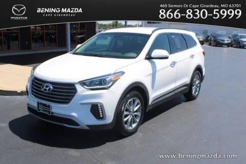 2017 Hyundai Santa Fe for sale at Bening Mazda in Cape Girardeau MO