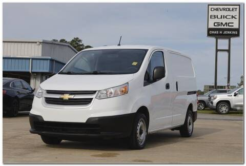 2015 Chevrolet City Express Cargo for sale at STRICKLAND AUTO GROUP INC in Ahoskie NC
