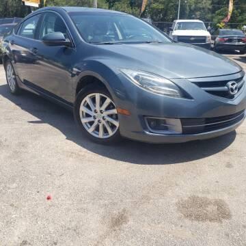 2012 Mazda MAZDA6 for sale at 4 Guys Auto in Tampa FL