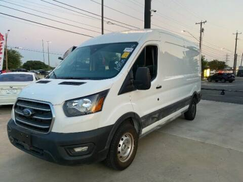 2020 Ford Transit Cargo for sale at Eurospeed International in San Antonio TX
